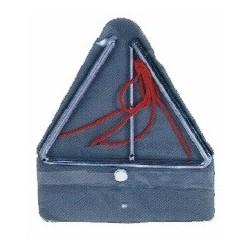 "C754.406 Triangulo de 6"""