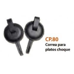 CP.80 Correa para Platos Choque Genuine Straps