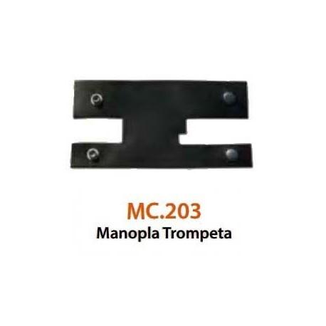 MT.203 Manopla Trompeta MC.203 Genuine Straps