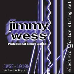 JWWGE-1010N Cuerdas Electrica Jimmy Wess