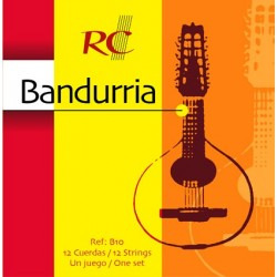 Juego de Cuerdas Royal Classics Bandurria B10