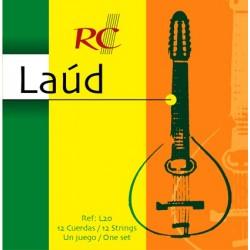 Juego de Cuerdas Royal Classics Laud L20