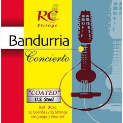 Juego de Cuerdas Royal Classics Bandurria concierto BC10