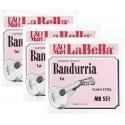 MB555 Quinta Cuerda de Bandurria La Bella MB-550 (2 unidades)