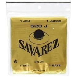 520J Juego de Cuerdas Savarez Clasica