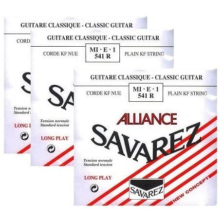 542R Segunda Cuerda Clasica Savarez Alliance Tension Media 540R