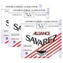 543R Tercera Cuerda Clasica Savarez Alliance Tension Media 540R
