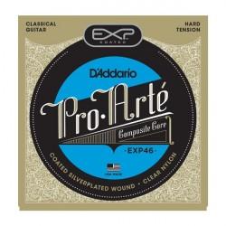 EXP46 Juego de Cuerdas D Addario para Clasica Pro Arte Composite
