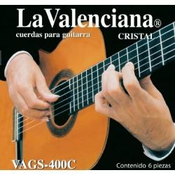 VAGS-400C Juego de Cuerdas para clasica La Valenciana
