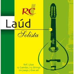 Juego de Cuerdas Royal Classics Laud solista LS20