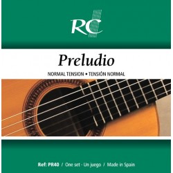 Juego de Cuerdas Royal Classics Preludio PR40