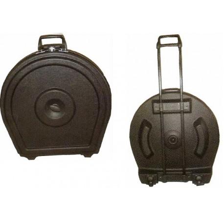 CIBELES C206.006PL Estuches ABS Platos con ruedas