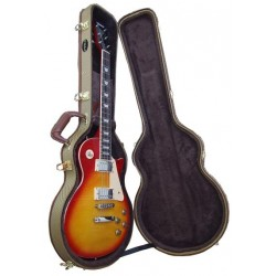 CIBELES C202.007LPT Estuches Madera Les Paul Tweed