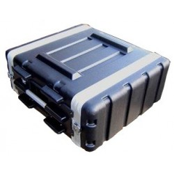 CIBELES C204.008 Estuches ABS Rack 8UN.