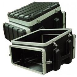 CIBELES C204.108 Estuches ABS Mixer Rack 10U - 8U - 10U