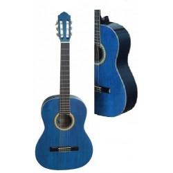 C320.101BL Guitarra Clasica AZUL
