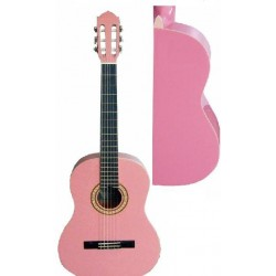 C320.101PINK Guitarra Clasica ROSA