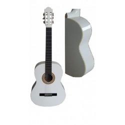 C320.101WH Guitarra Clasica BLANCA