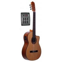 MCG-20 EQ Belcat Guitarra Clasica TATAY 20SCE
