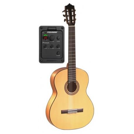 MTZ MFG-AS EF Guitarra Flamenca EQ Fishman PSY-301