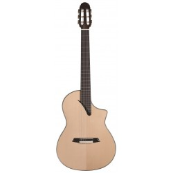 Martinez MS14M Guitarra Clasica Sapeli