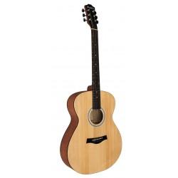 C331.646NM Guitarra Acustica Mini Jumbo tipo APX de Sapeli Mate