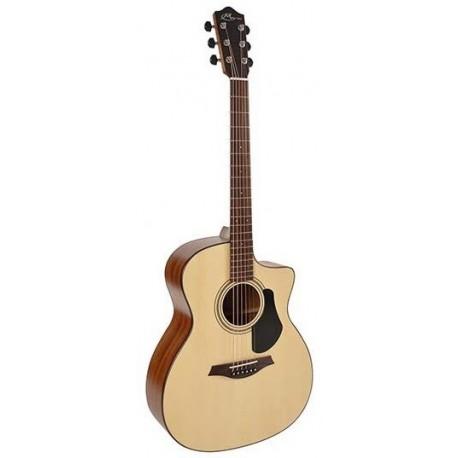 Mayson ESM/10CE Guitarra Acustica Mini Jumbo Mate