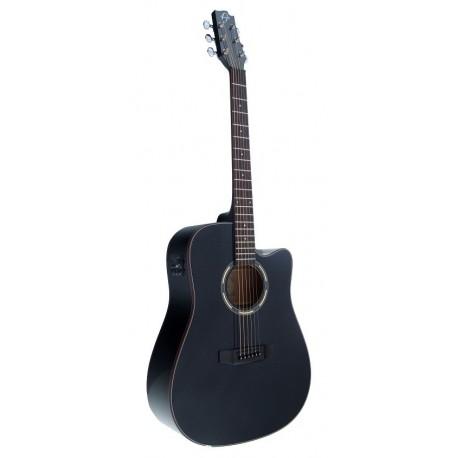 ALVAREZ AV-52BK Guitarra Acustica