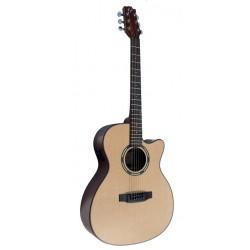 ALVAREZ AV-55B Brillo Guitarra Acustica