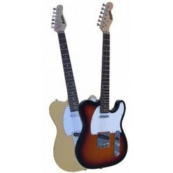 C350.280 Guitarra Electrica Tipo Telelecaster Mostaza