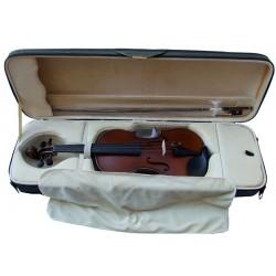 C370.444 Violin Macizo 4/4 Brillo