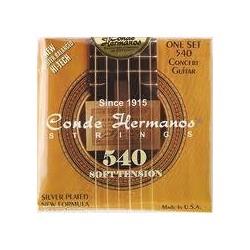 C302.540 Cuerdas Felipe Conde Clasica Tension Baja