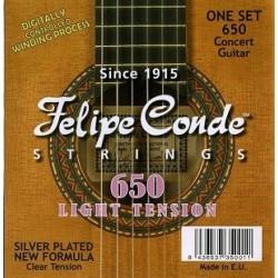 C302.650 Cuerdas Felipe Conde Clasica Tension Baja