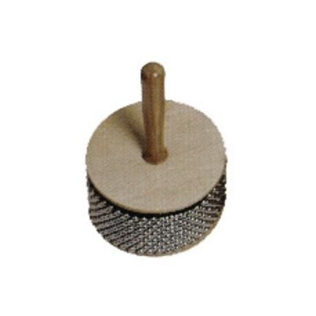 C754.062 Cabasa mediana. 11 cm de diametro.