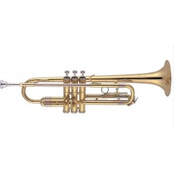 Trompeta de Estudio J.MICHAEL TR300 Lacado