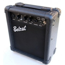 G-5 Amplificador de 5 W para Guitarra Electrica