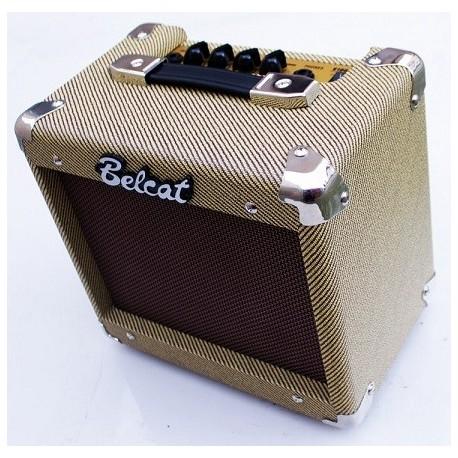 V10G Amplificador de 10 W para Guitarra Electrica con acabado Vintage Tweed