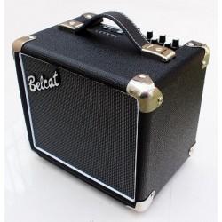 Merit-10 Amplificador Portable de 10W RMS para guitarra electrica con grabacion y reproduccion en USB y SD