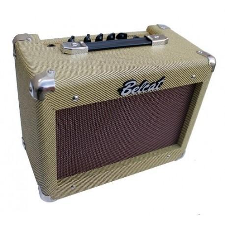 V15B Amplificador de 15 W para Bajo con acabado Vintage Tweed