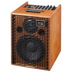 Amplificador Acus Oneforstrings 8 de 200W rms y 3 canales