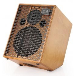 Amplificador Acus Oneforstrings Cremona de 220W rms y 3 canales para Violin