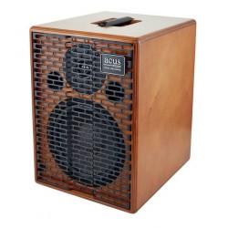 Amplificador Acus Oneforall de 200W rms PA con 3 canales