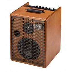 Amplificador Acus Oneforstreet de 80W rms con bateria de 7 horas