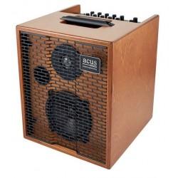 Amplificador Acus Oneforstrings 5T de 50W rms y 2 canales