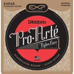 EXP45 Juego de Cuerdas D Addario para Clasica Pro Arte Composite
