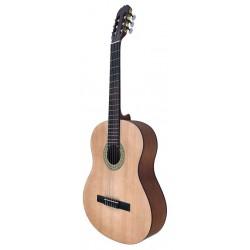 C320.203 - 3/4 Mate Sapeli con tapa de abeto. Guitarra Clasica Cadete