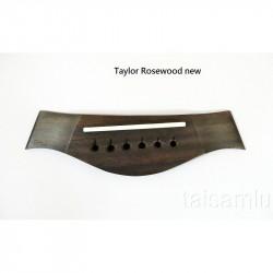 Puente de ebano para guitarra acustica taylor