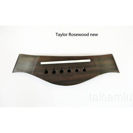 8749847e8dd50 Puente de ebano para guitarra acustica taylor