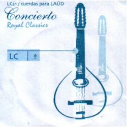 4ª CUERDA ROYAL CLASSIC LAUD CONCIERTO