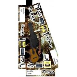 Pack de accesorios para guitarra clasica